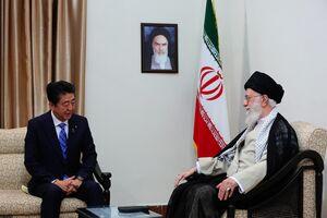 ارتباط دیدار شینزو آبه با رهبری و حمله به نفتکشها