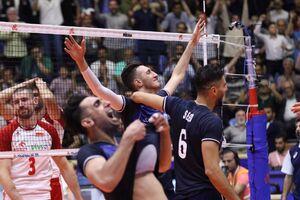 نکته مثال زدنی ملی پوشان والیبال ایران