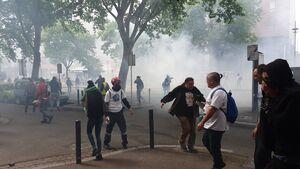 عکس/ سی و یکمین هفته تظاهرات جلیقه زردها
