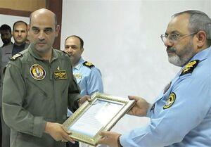 فرمانده جدید پایگاه هوایی اصفهان انتخاب شد