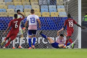 فیلم/ خلاصه دیدار قطر 2-2 پاراگوئه