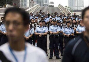 تظاهرات میلیونی برای برکناری دولت هنگکنگ +عکس