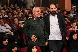 عکس/ دومین سالگرد شهادت سردار حاج شعبان نصیری