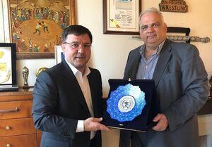رفع خطر تعلیق کشتی ایران از مسابقات جهانی و المپیک