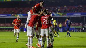 شکست سنگین ژاپن مقابل شیلی در کوپا آمهریکا