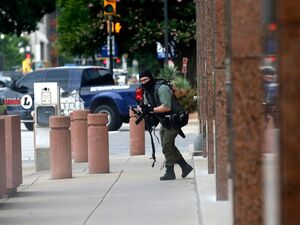 تیراندازی مرگبار در فیلادلفیا آمریکا