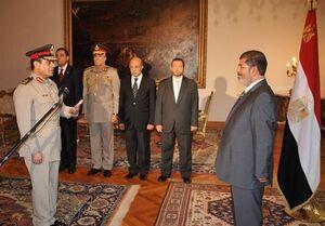 سقوط مرسی و پشت پرده ورود نظامیان به قدرت در مصر