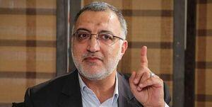 زاکانی: هرگاه آمریکا به انسداد خورده دوستان تاجزاده راه را برایش باز کردند