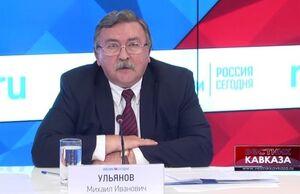 میخائیل اولیانوف