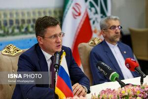 عکس/ اجلاس همکاری اقصادی ایران و روسیه