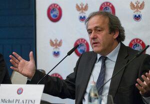 پلاتینی خبر بازداشتش را تکذیب کرد
