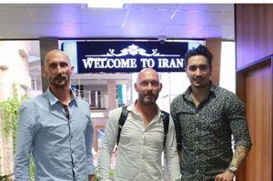 سه مربی خارجی استقلال وارد تهران شدند +کارنامه