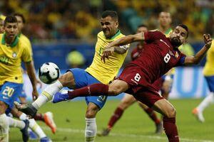تساوی عجیب برزیل با ونزوئلا با 3 گل مردود
