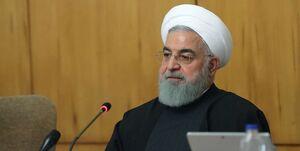 روحانی: اقدامات آمریکا علیه ملت ایران جنایت علیه بشریت و تروریسم اقتصادی است