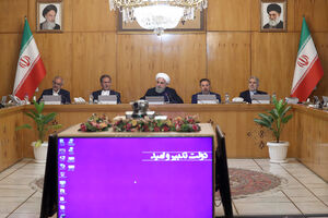 دولت قبل در شرایط تحریم کشور را بهتر اداره کرد یا دولت روحانی؟ +نمودار