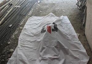 سقوط مرگبار کارگر جوان به چاهک آسانسور +عکس