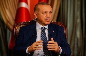 اردوغان: ابوظبی هر کمک نظامی که بتواند به حفتر ارائه میدهد