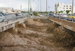 احتمال سیلابی شدن رودخانهها در تهران