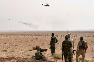 گزینه جدید آمریکاییها برای فرار از شکست بزرگ در غرب آسیا/ آمادهباش هستههای خاموش داعش در صحرای سوریه برای اختلال در جاده «ایران - مدیترانه» + نقشه میدانی و عکس