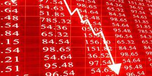بازارهای بورس عربستان پس از سقوط پهباد آمریکایی فرو ریخت