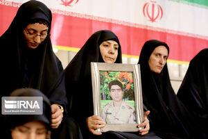 عکس/ کنگره ملی ۵۴۰۰ شهید استان کردستان
