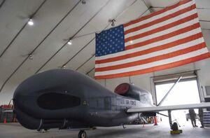 موشک فوق افسانهای ایران در سرنگونی پهپاد آمریکایی