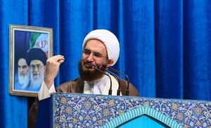 فیلم/ خطیب جمعه تهران: اگر یکی بزنید، حداقل یکی میخورید