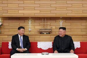 محور گفتوگوی اون و جینپینگ چه بود؟ +عکس