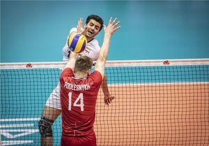 امتیازآورترین بازیکن ایران مقابل پرتغال