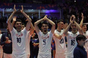 والیبال ایران با چند برد دیگر صعود میکند؟
