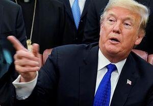تردید درباره ژست حقوق بشری ترامپ برای پس گرفتن ادعای حمله به ایران