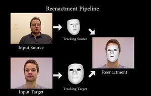 دیپفیک؛ جعل هویت با یک عکس