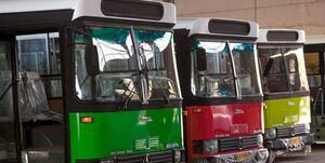 مسیر دو خط اتوبوس در محدوده پل گیشا تغییر کرد