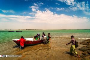 عکس/ سواحل زیبای « مَکْران »