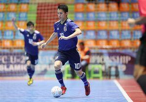 ژاپن قهرمان مسابقات فوتسال زیر ۲۰ سال آسیا شد