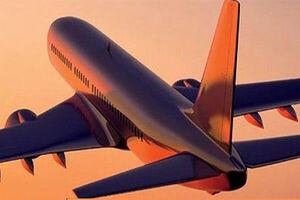 فیلم/ تست جالب سقوط هواپیما