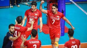 پیروزی آسان ایران مقابل استرالیا/ سرو قامتان ایران یک گام تا فینال