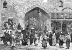 """نام محله """"چاله میدان"""" از کجا میآید؟"""