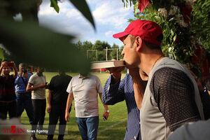 عکس/ آغاز تمرینات پدیده با گلمحمدی و رحمتی