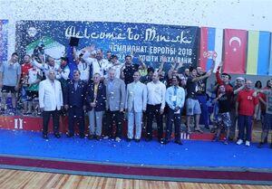 استقبال گسترده تماشاچیان از ورزش زورخانهای در بازیهای اروپایی