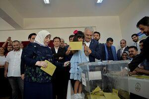 انتخابات شهرداری استانبول ترکیه
