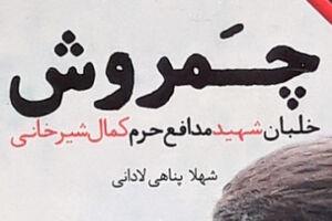 اولین استاد خلبان پهپاد ایران روی پله دوم + عکس