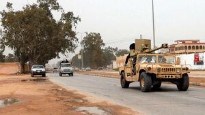 شعلهور شدن درگیریها در پایتخت لیبی پس از یک ماه آرامش/ بخشهای وسیعی از فرودگاه بینالمللی طرابلس در کنترل دولت وفاق ملی+ نقشه میدانی و عکس