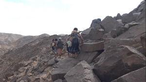 قدرت نمایی دوباره رزمندگان یمنی در خاک عربستان/ روزهای سخت مزدوران چند ملیتی رژیم سعودی در استان جیزان + نقشه میدانی و عکس