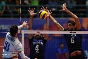 رقبای والیبال ایران در هفته پنجم لیگ ملتها