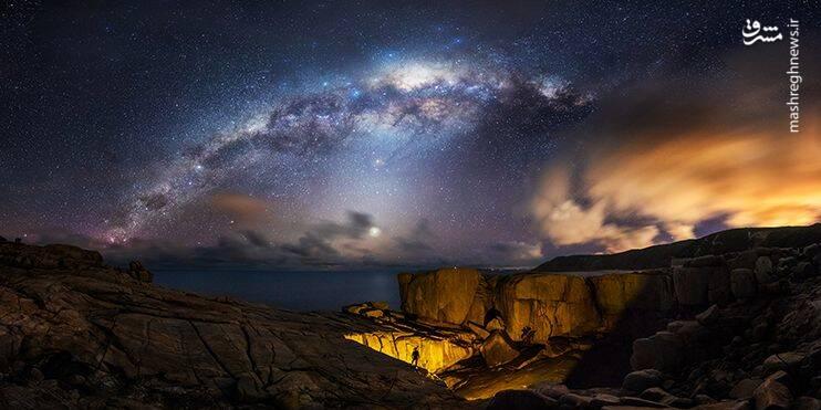 ییفان بای از چین «کهکشان راه شیری آلبانی»