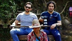 فیل سواری بهرام رادان، رضا یزدانی و آتیلا پسیانی در اوج تحریمها