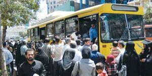 90 روز با صندلیهای داغ اتوبوس در پایتخت