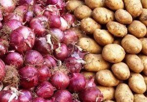 قیمت سیبزمینی در میادین میوهوترهبار