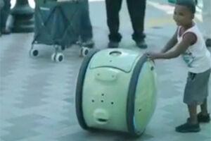 فیلم/ جذاب ترین ربات برای تنبلها